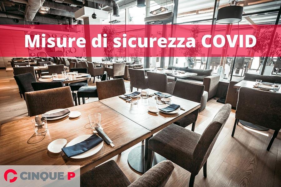 Misure di sicurezza COVID: prevenire il Coronavirus in aziende e attività