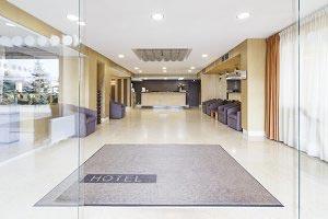 porte automatiche per alberghi
