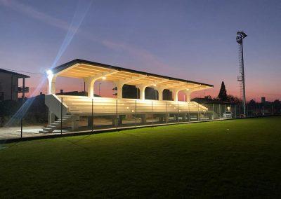 Campo sportivo Sarmato